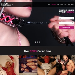 bdsm dating site